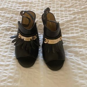 Coach Renita Kitty Slingback Sandals. Size 6.5